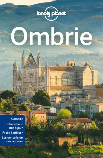 Ombrie (édition 2017)  - Collectif Lonely Planet