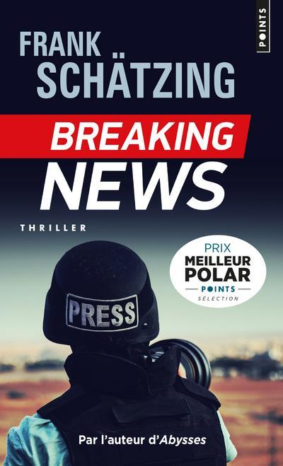 Vente  Breaking news  - Frank Schatzing