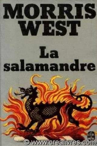 livre la salamandre west morris l acheter occasion 1973. Black Bedroom Furniture Sets. Home Design Ideas