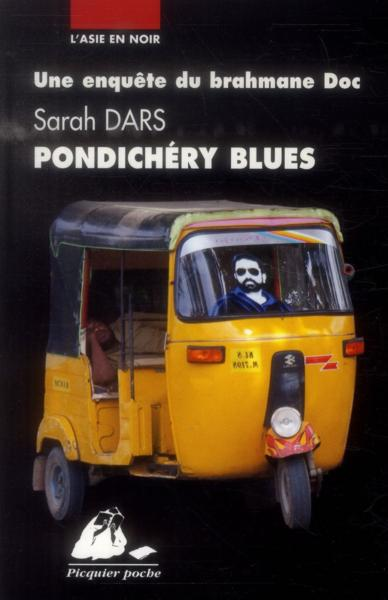 Pondichery blues  - Sarah Dars