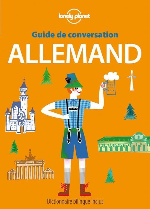 GUIDE DE CONVERSATION ; allemand (8e édition)  - Collectif