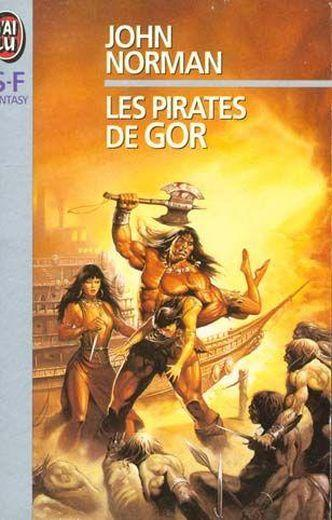 Les Pirates De Gor  - John Norman