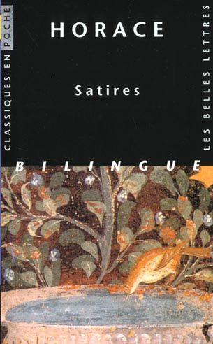 Satires (Cp57)  - Horace