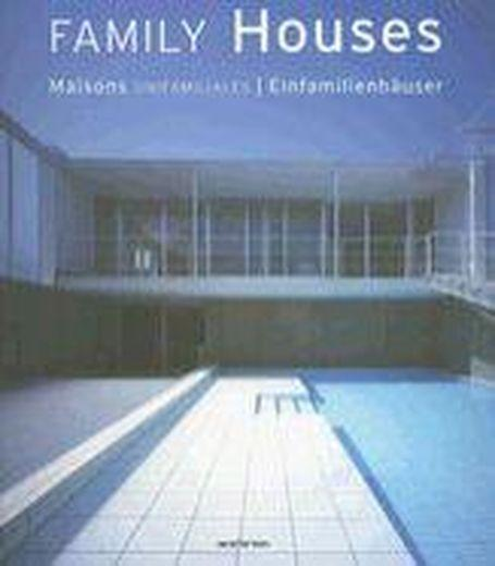 Family houses  - Collectif