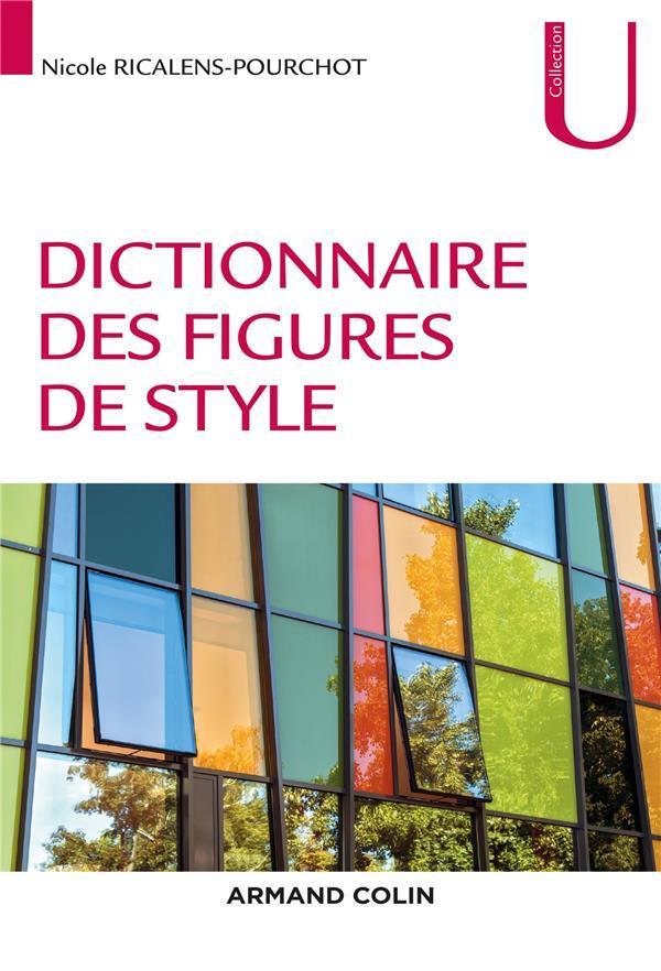 dictionnaire des figures de style 2e 233 dition ricalens pourchot belgique loisirs