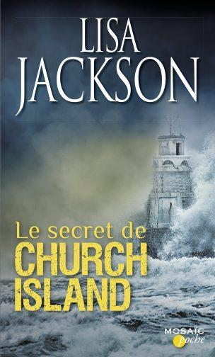 Vente Livre :                                    Le secret de Church Island                                      - Lisa Jackson
