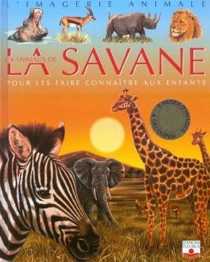 Animaux de la savane  - Beaumont/Lefebvre  - Emilie Beaumont
