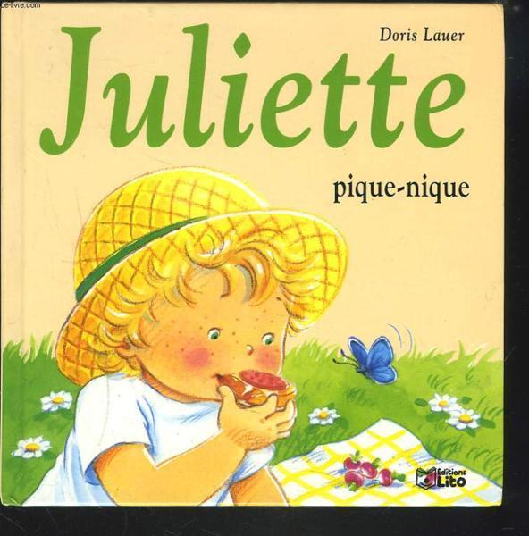 Livre juliette pique nique doris lauer - Pique nique original ...