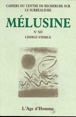 Melusine 12 Lisible-Visible  - Collectif