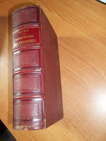 Livre dictionnaire des synonymes de la langue francaise for Introduction synonyme