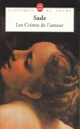 LES CRIMES DE L'AMOUR du Marquis de Sade 263911_2734942
