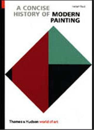 Vente Livre :                                    Concise history of modern painting (world of art) /anglais                                      - Read & Read
