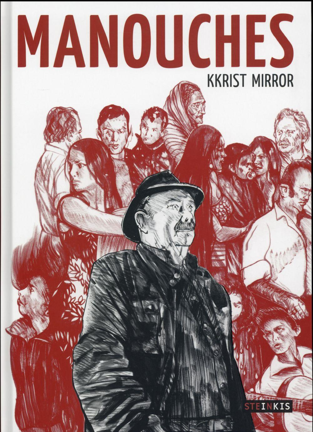 Vente  Manouches  - Kkrist Mirror