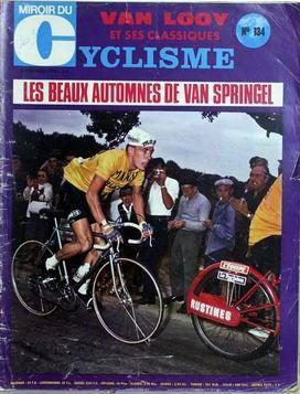 Presse miroir du cyclisme n 134 du 15 09 1970 15 09 1970 for Miroir du cyclisme