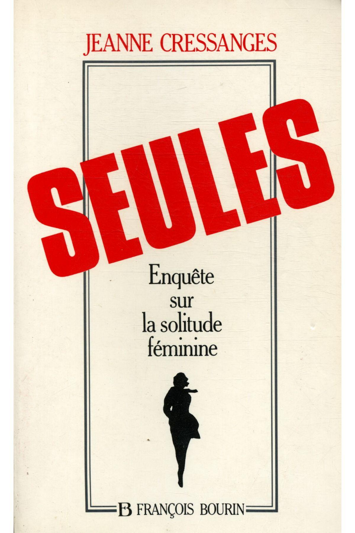 Seules  - Jeanne Cressanges