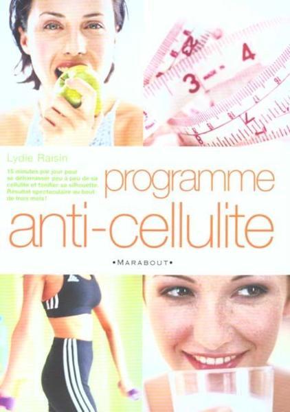 livre programme anti cellulite lydie raisin acheter occasion 2001. Black Bedroom Furniture Sets. Home Design Ideas