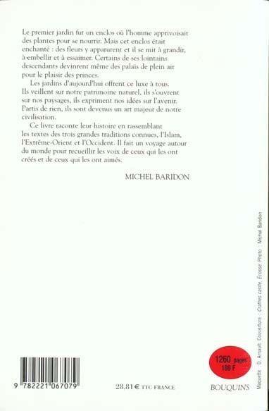 Livre Les Jardins Paysagistes Jardiniers Poetes