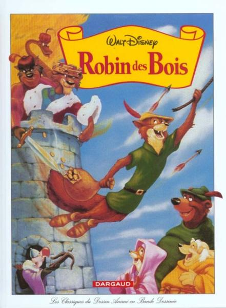 Robin Des Bois Disney Pictures to pin on Pinterest