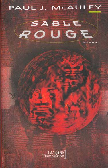 Vente Livre :                                    Sable Rouge                                      - Mc Auley Paul J.