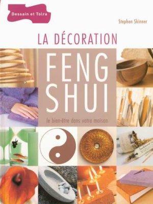 Livre la decoration feng shui le bien etre dans la for Livre decoration interieur maison