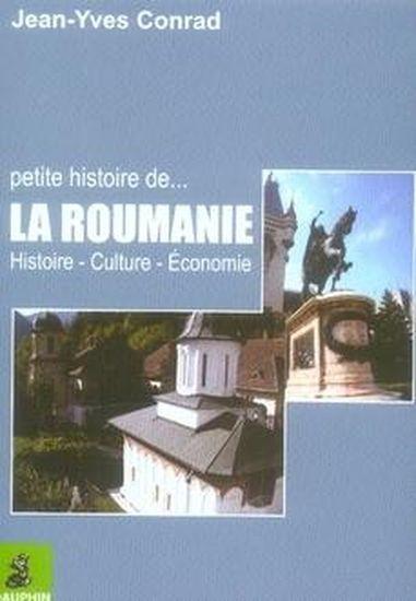 livre - petite histoire de    la roumanie