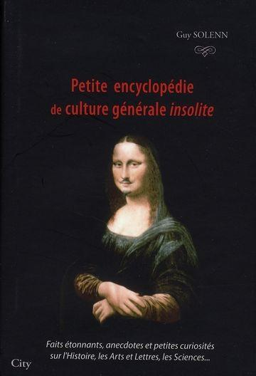 Culture générale anecdote