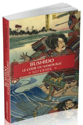 Bushido ; le code du samouraï ; notebook  - Collectif