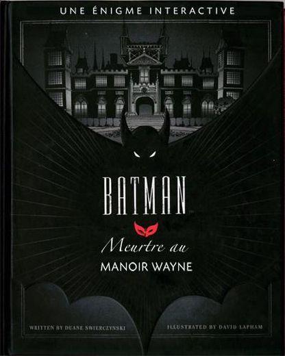 Batman Meurtre au manoir Wayne 22822962_4268890