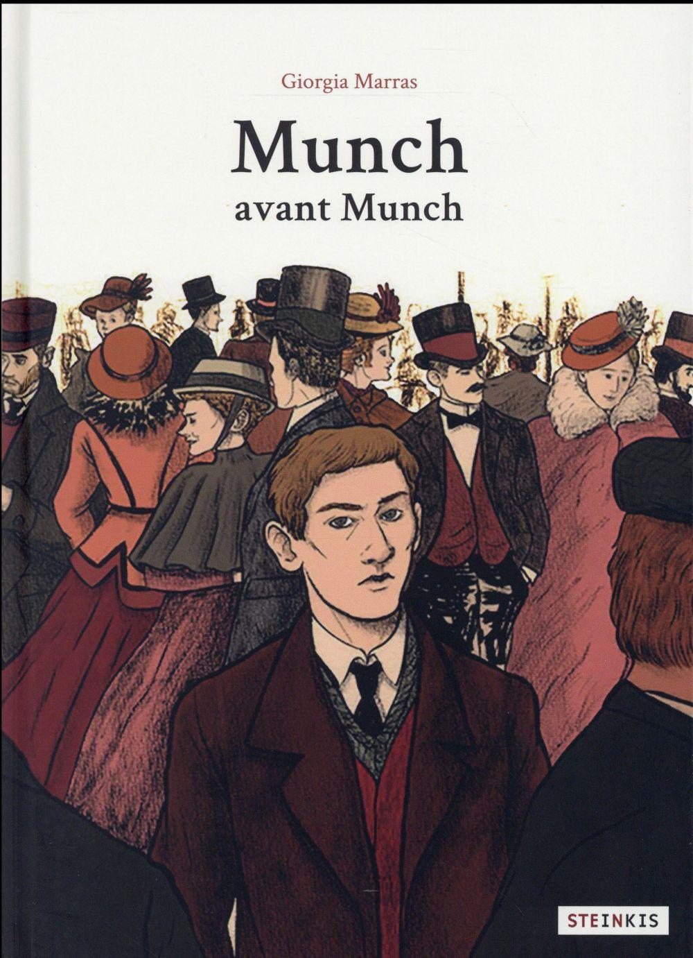 Munch une biographie  - Giorgia Marras