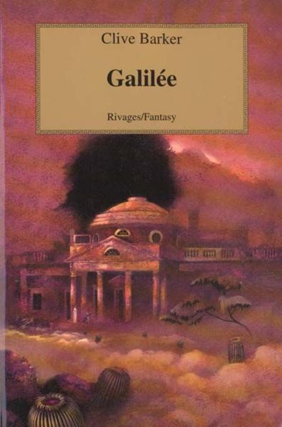 Galilee T.1  - Clive Barker