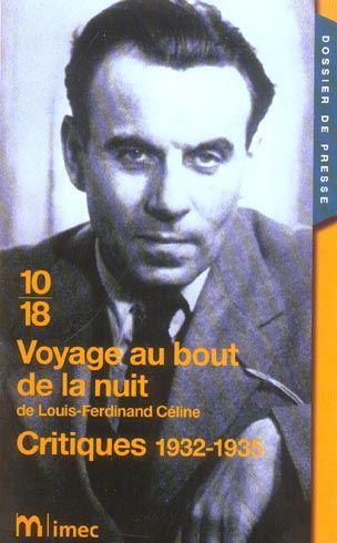 céline - Louis Ferdinand Céline - Page 9 1059975_3032795