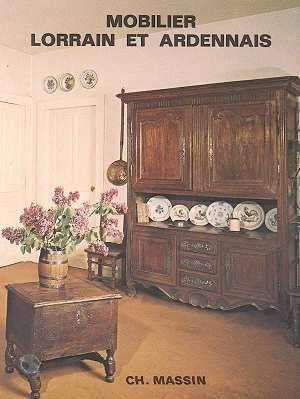 livre mobilier lorrain ardennais lucile oliver acheter occasion 2000. Black Bedroom Furniture Sets. Home Design Ideas