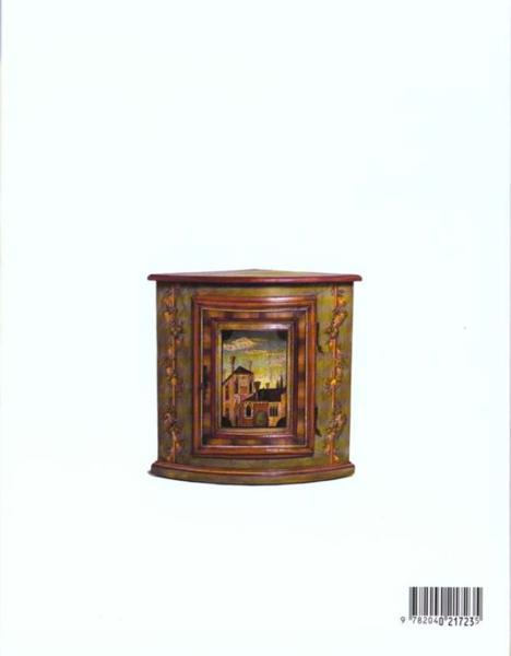 Livre peinture sur meubles inspiration italienne et flamande jean pierre besenval for Peinture sur meubles