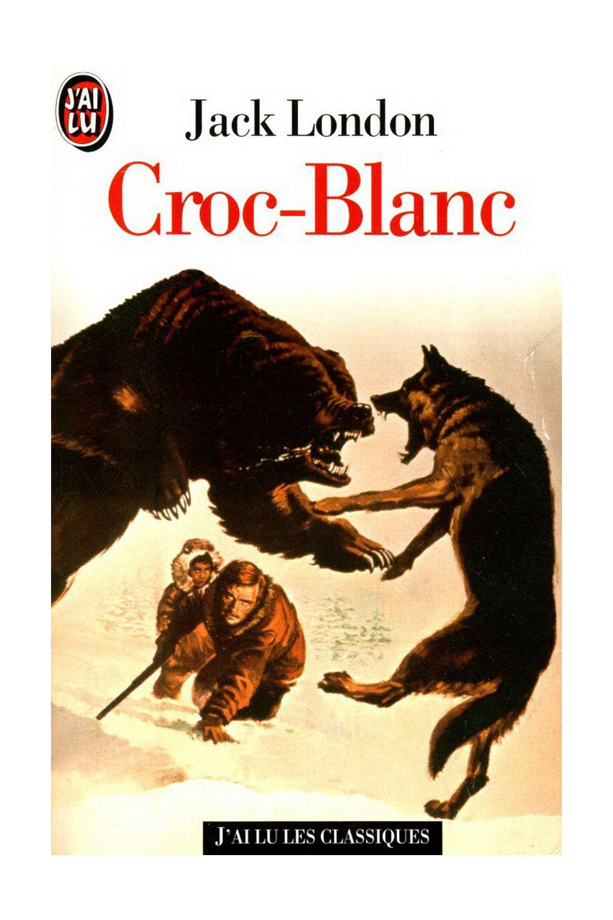 livre croc blanc acheter occasion 04