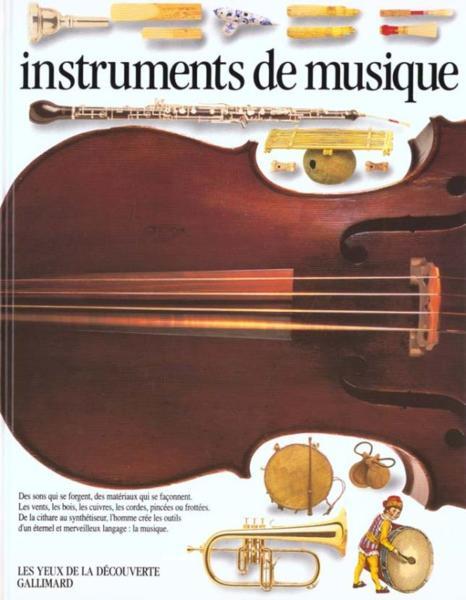 Livre instruments de musique neil ardley acheter for Instruments de musique dax