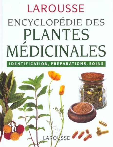 Livre encyclopedie des plantes medicinales for Encyclopedie plantes interieur