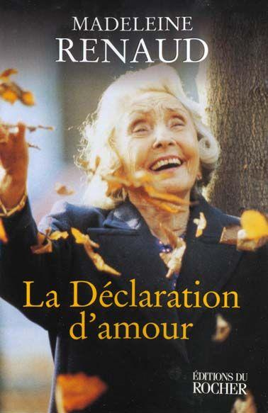 La Declaration D'Amour  - Madeleine Renaud  - Andre Coutin