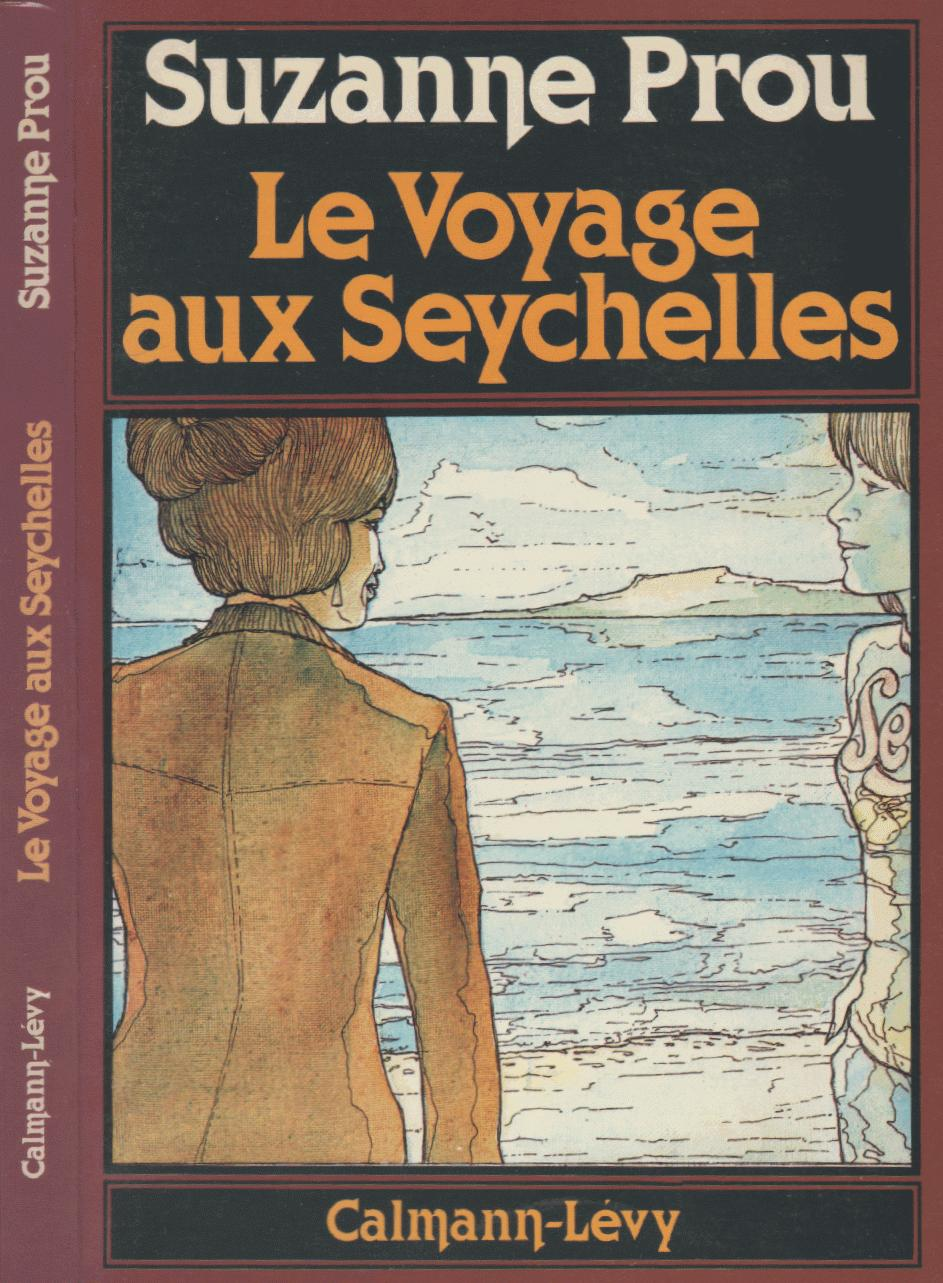 livre le voyage aux seychelles suzanne prou acheter occasion 1981. Black Bedroom Furniture Sets. Home Design Ideas