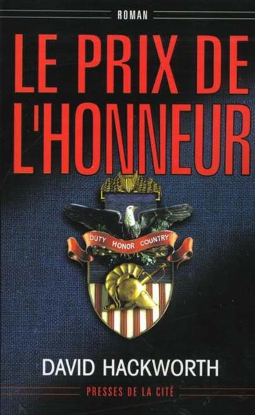 Le Prix De L'Honneur  - David Hackworth