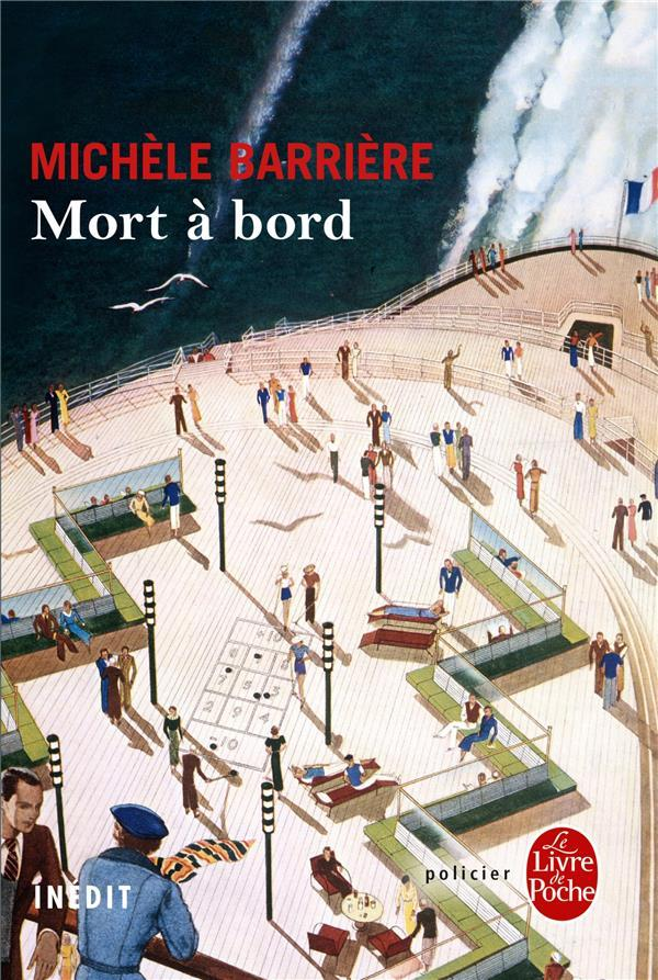 Mort à bord  - Michele Barriere