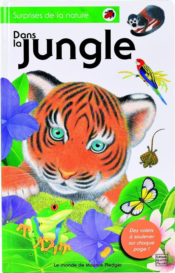 Vente  Dans la jungle  - Frederique Fraisse  - Amanda Wood  - Maurice Pledger