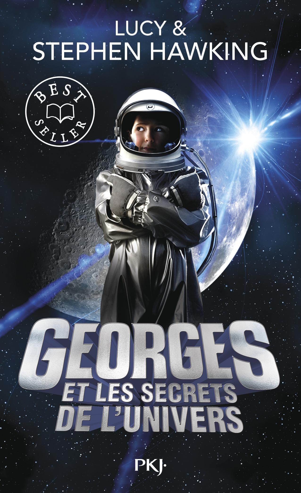 Livre Georges Et Les Secrets De L Univers Hawking Lucy border=