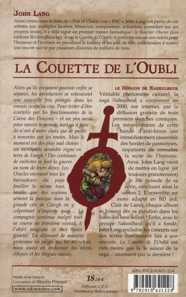 Le Donjon de Naheulbeuk : La couette de l'oubli. 10351999_4234159