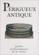Guides archéologiques de la France ; Périgueux antique