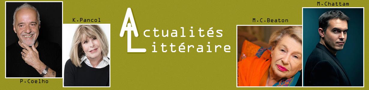 L'Actualité littéraire de cette semaine
