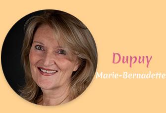 Journée de la femme, tous les livres de Marie-Bernadette Dupuy
