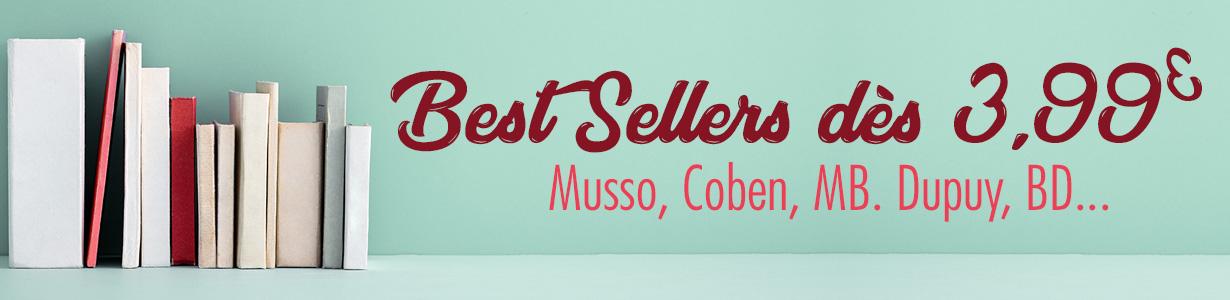 Best Sellers à petit prix