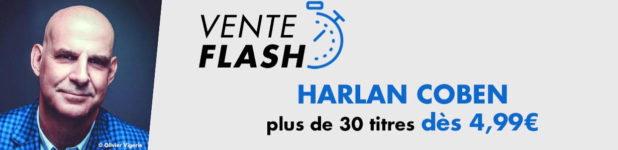 Vente Flash Harlan Coben  !