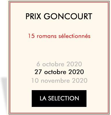 Auteurs en lice pour le Goncourt 2019