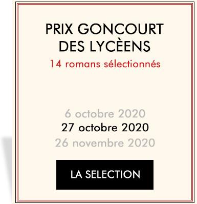 Auteurs en lice pour le Goncourt des Lycéens 2019